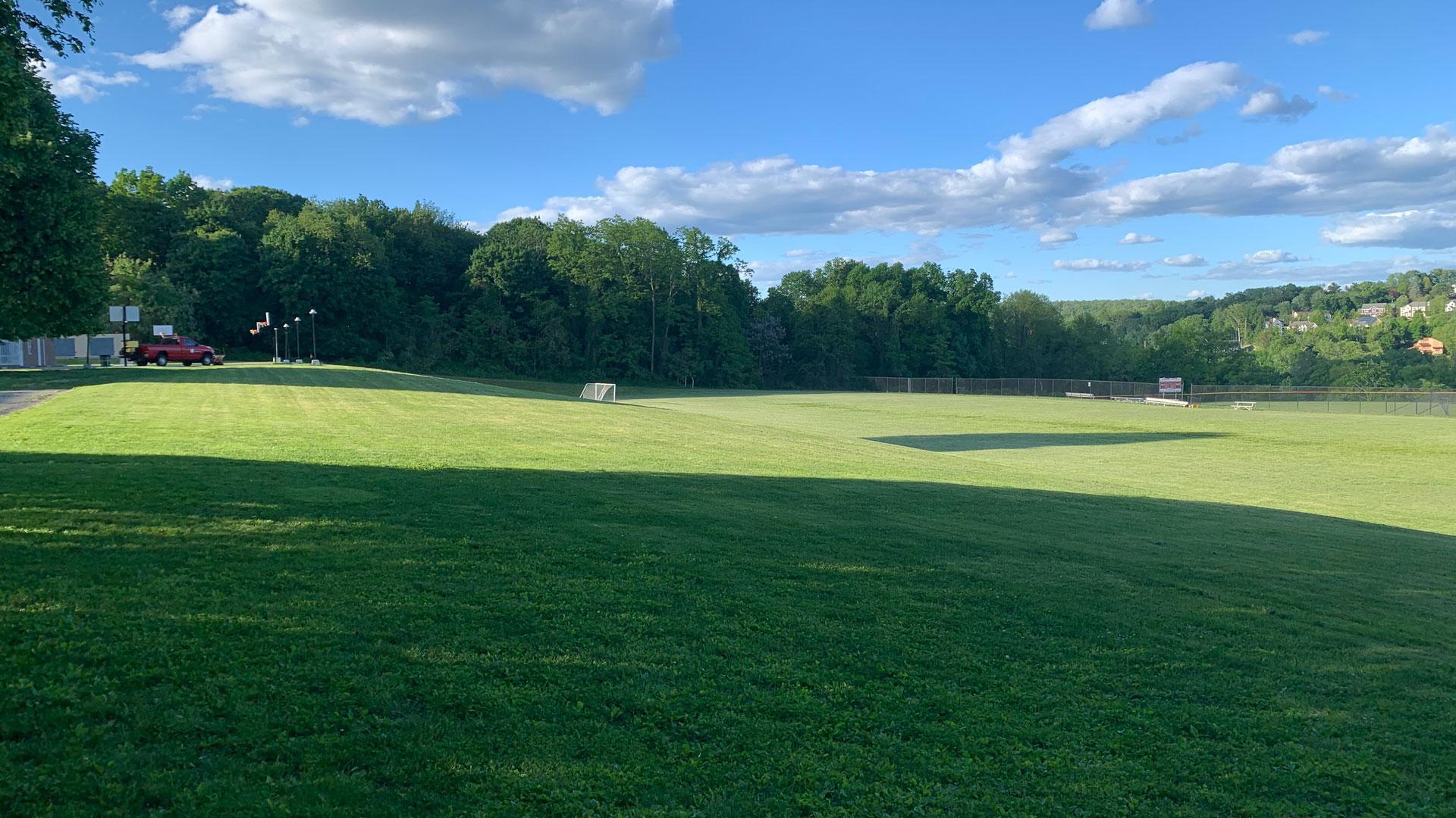 The Anne M. Dorner Middle School Soccer Field