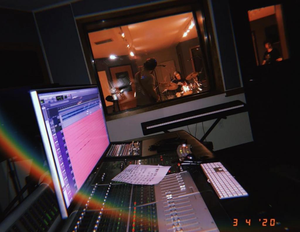 Jenna Conti Editing Music